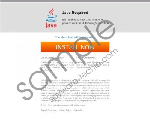 No Java Detected Removal Guide