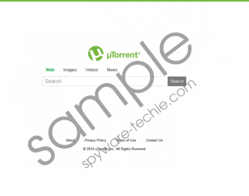 Utorrent.inspsearch.com Removal Guide