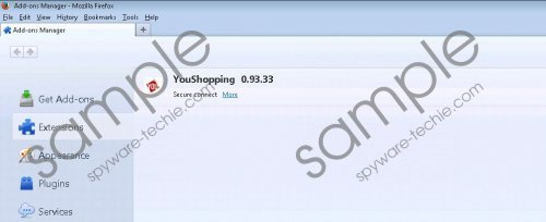 YouShopping Removal Guide
