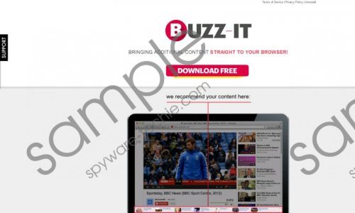 Buzz-It Ads Removal Guide