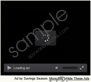 Savings Season Removal Guide