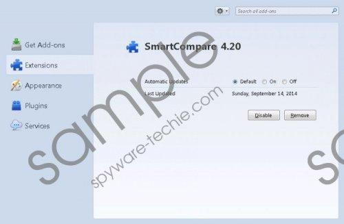SmartCompare Removal Guide
