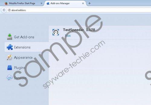 SpeedChecker Removal Guide