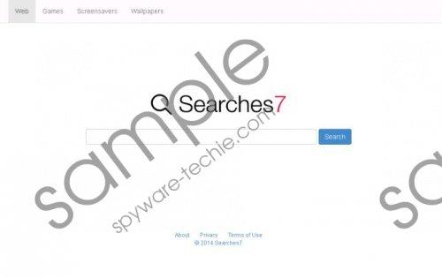 Searches7 Search Removal Guide