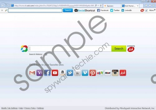 MySocialShortcut Toolbar Removal Guide