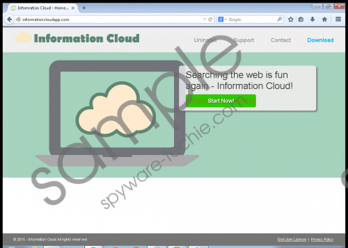 Information Cloud Removal Guide