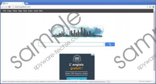 Search.golliver.com Removal Guide