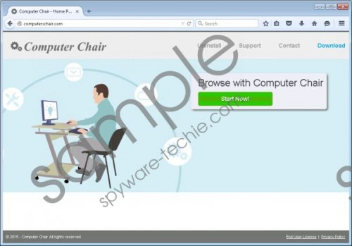 Computer Chair Removal Guide