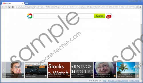 Business New Tab by inMind Removal Guide
