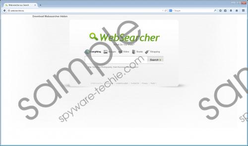 WebSearcher.eu Removal Guide