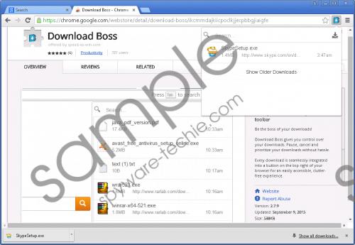 DownloadBoss Removal Guide