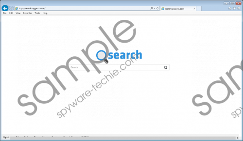 Searchsuggests.com Removal Guide
