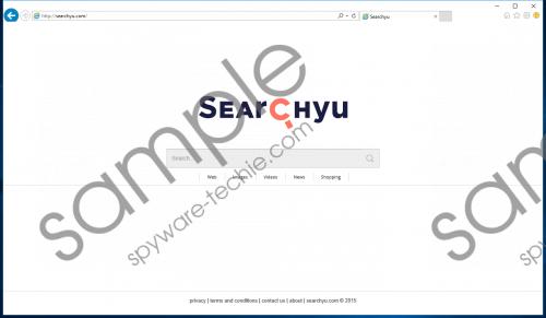 Searchyu.com Removal Guide
