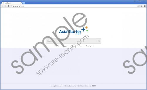 Asiastarter.com Removal Guide