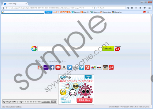 AnimeUnzipped Toolbar Removal Guide