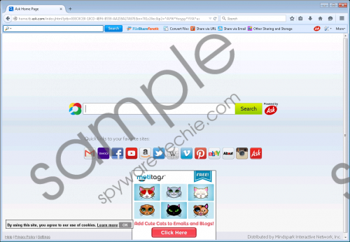 FileShareFanatic Toolbar Removal Guide