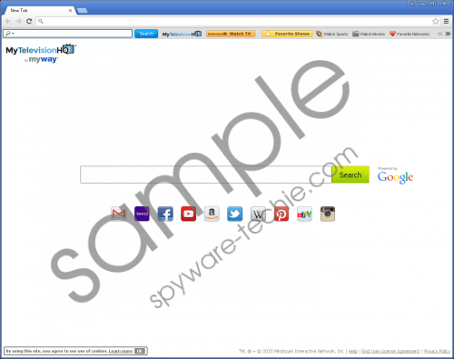 MyTelevisionHQ Toolbar Removal Guide