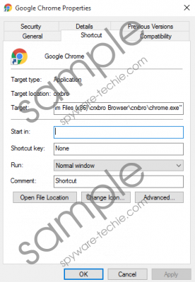 Crxbro Browser Removal Guide