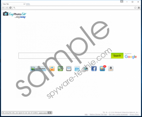 EasyPhotoEdit Toolbar Removal Guide
