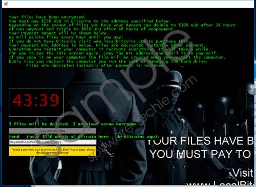 Invisible Empire Ransomware Removal Guide