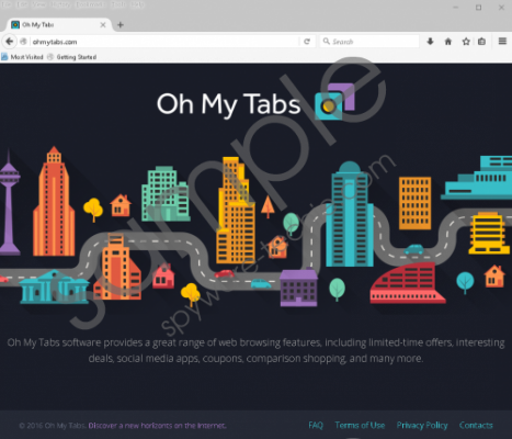 OhMyTabs Removal Guide