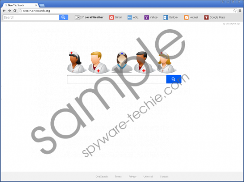 Search.onesearch.org Removal Guide