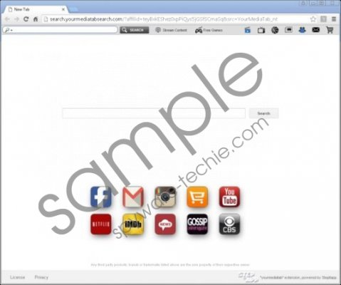 Search.yourmediatabsearch.com Removal Guide