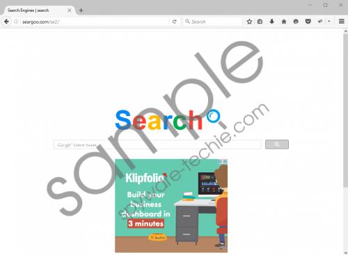 Seargoo.com Removal Guide
