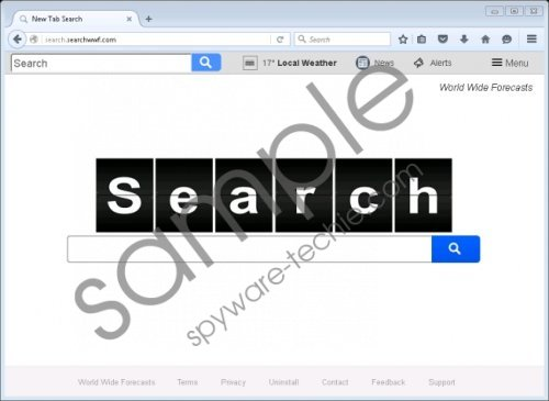 Search.searchwwf.com Removal Guide