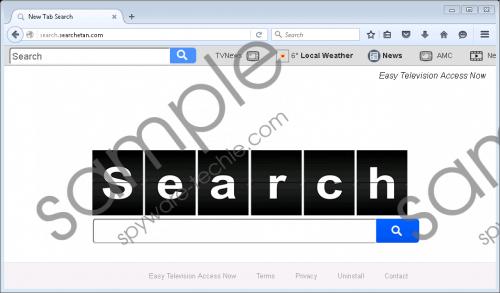 Search.searchetan.com Removal Guide