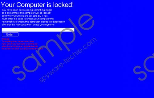 Mrlocker Ransomware Removal Guide