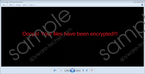 Battlefield Ransomware Removal Guide