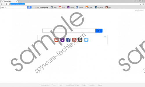 Search.hemailloginnow.com Removal Guide