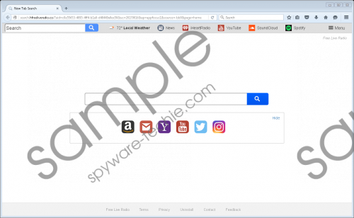 Search.hfreeliveradio.co Removal Guide