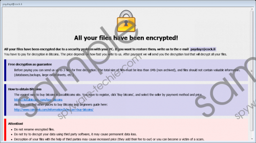 Shadow Ransomware Removal Guide