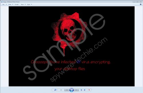 Desktop Ransomware Removal Guide