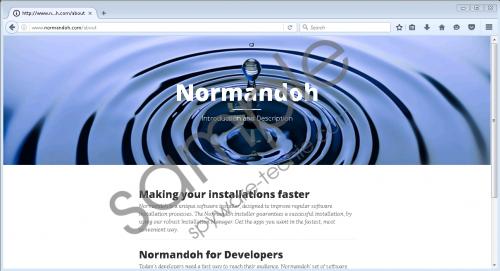 Normandoh.com Removal Guide