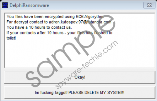 InducVirus Ransomware Removal Guide