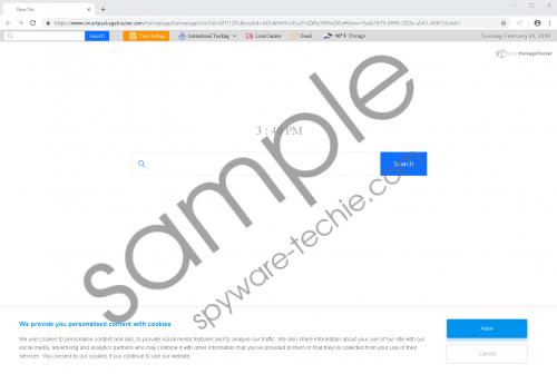 SmartPackageTracker Removal Guide