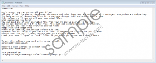 Moka Ransomware Removal Guide