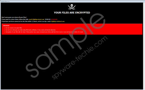 Bmtf Ransomware Removal Guide